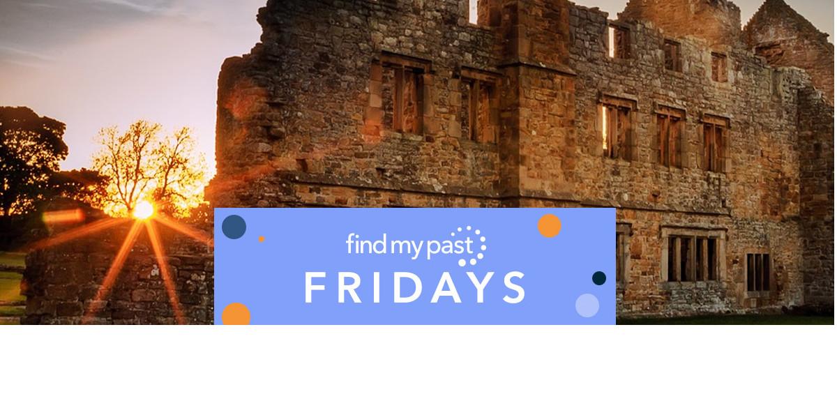 Findmypast Fridays new 1939 Register records