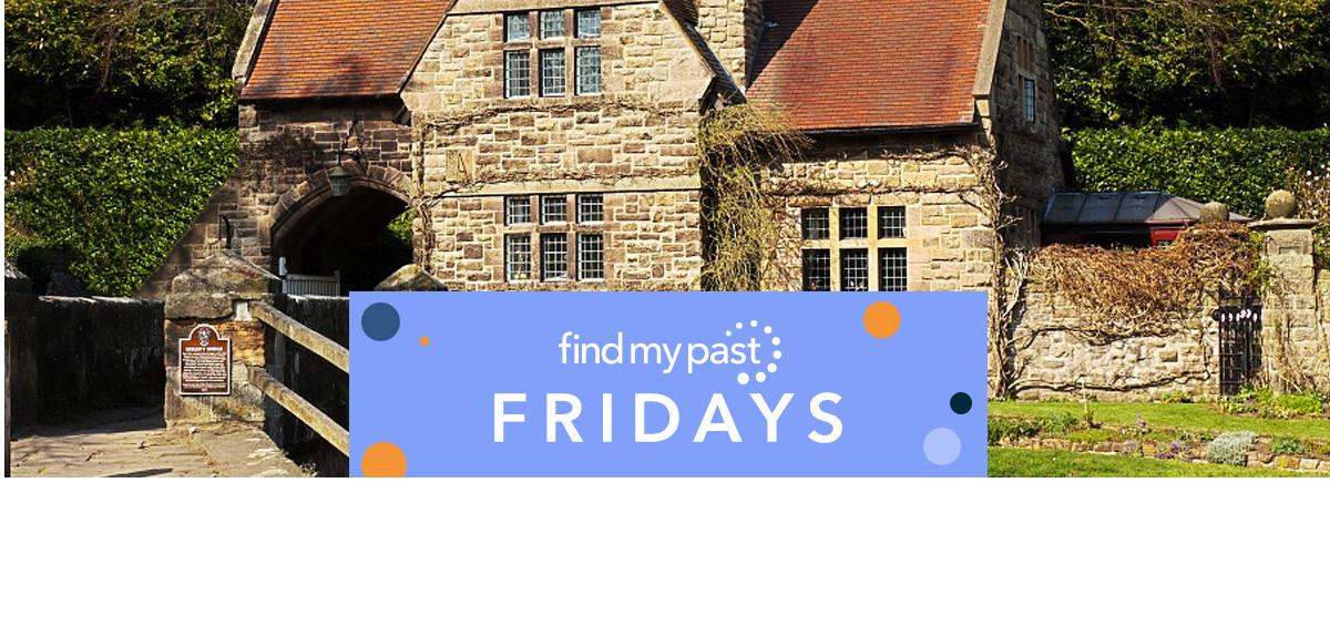 Findmypast Friday Portsmouth records